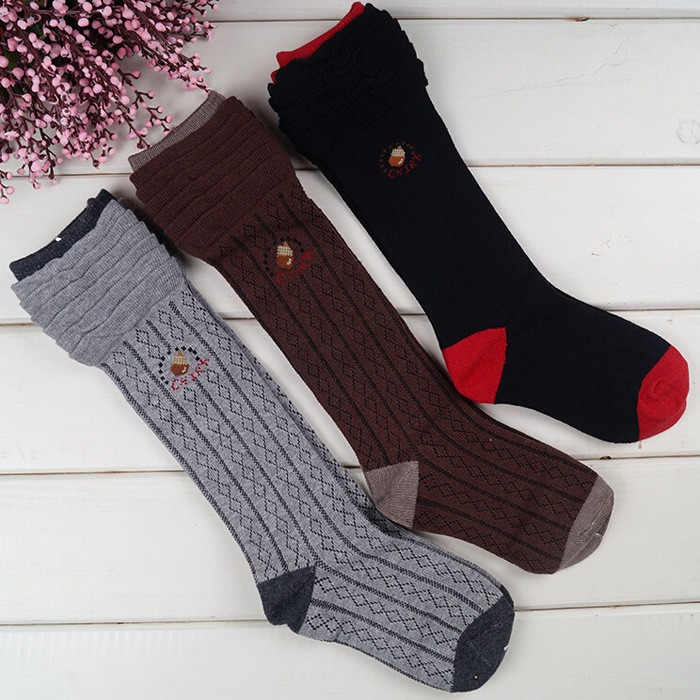 2015 China wholesale factory supply directly child sock