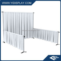 Portable Party Aluminum High Quality Pipe And Drape Exhibition