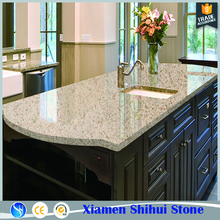 Cheap seashell quartz countertop good quality