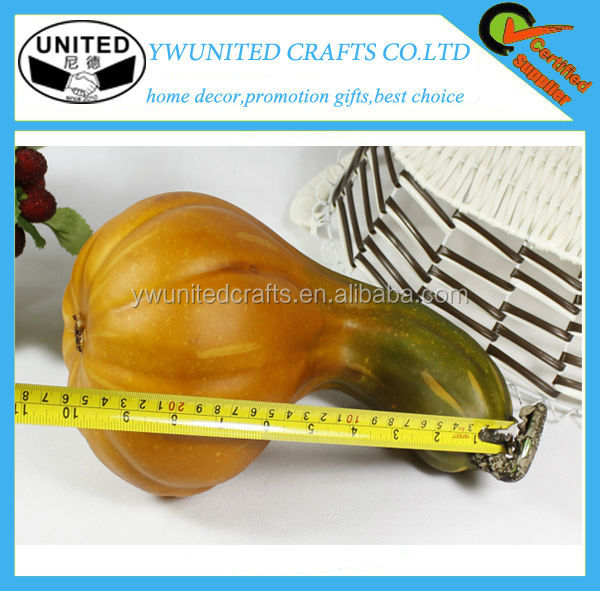 Best sale decorative artificial foam pumpkin