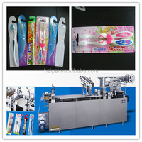 PVC+Paper Card Fully Automatic Toothbrush Packaging Machine