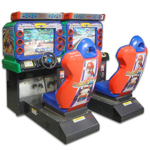 Factory Price Mario Kart Arcade Racing Games Machine For Sale