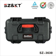 Air Tight waterproof shockproof tool cases with foam for military hunting