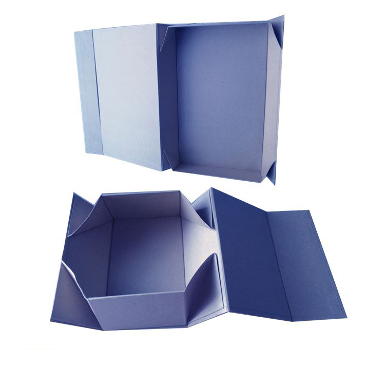 Mini cheap corrugated foldable color box/recycled corrugated cardboard