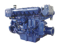 diesel engine powered boat generators, high speed series, 16KW-650KW, competitive prices