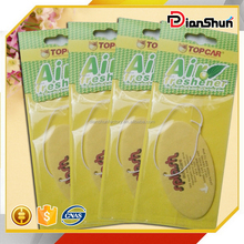 yiwu Superior Quality flower scent car air freshener