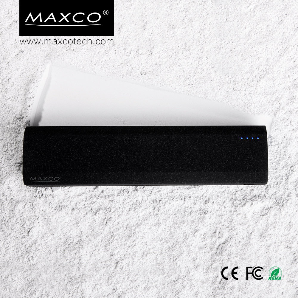 Maxco Feather Painting Power Bank 10000mAh External Battery