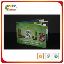 Advisable top quality various free design C2S paper embossing fag bearing catalogue