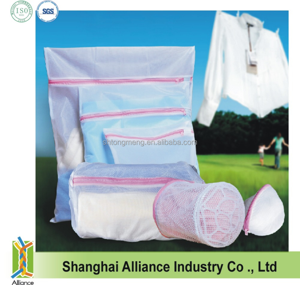 Zipped Laundry Washing Bags Net Mesh Laundry Wash Bags for Underwear, Socks, Bras, Delicates and More Clothes