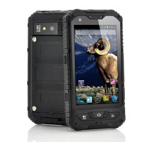 Android phone Shockproof Dustproof WiFi 4.0 Inch Capacitive Screen Dual SIM Rugged cell phone unlocked