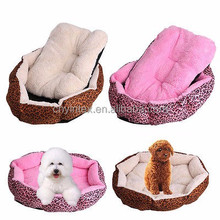 Newest Design Beautiful Comfortable Hot Selling wholesale luxury ployester dog bed