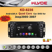 Wholesale alibaba Android4.4 quad core car dvd gps auto for Compass/Wrangler/Journey