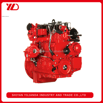 ISF2.8 S3129T Diesel Engine Assembly