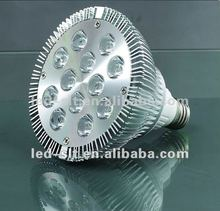 Dimmable 12W Par38 high power LED Spot light E26/27 CE/RoHS