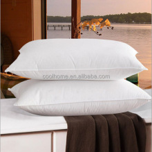 standard size wholesale feather down pillow travel pillow