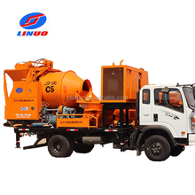 C5 ElectricTruck-Mounted Concrete Mixer Pump Construction Machinery for sale