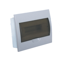 TXM Series Iron base transparent covering flush and surface mounted distribution box enclosure box