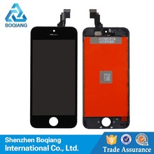touch screen panel lcd for iphone5c, lcd digitizer for iphone5c, for iphone5c repair parts