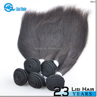Wholesale Price Golden Supplier Unprocessed Can Be Dyed whole sale brazilian 5a hair