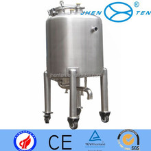 High Quality food grade 200 liter stainless steel tank
