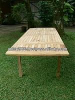 Wing Table for Outdoor Furniture