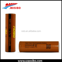 Best vaping battery Aosibo Accu 35A 18650 2900mAh v max e cig battery in stocks
