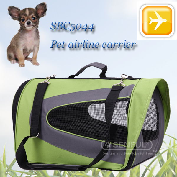Pet Airline Approved bag pet cat dog carrier