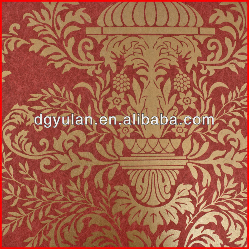 Elegant Design Revolutionary Non-woven Wall Papers Home Decor Wallpaper
