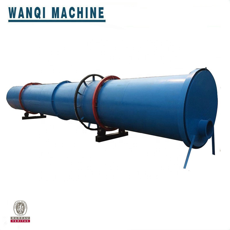 2018 professional manufacturer small sawdust dryer/rotary drum dryer