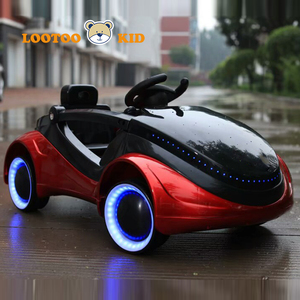 Cheap price electric motorised cars for toddlers / toy cars for kids to sit in
