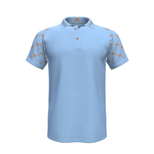 Top Quality Custom 100% Polyester Sublimated Man Polo Shirt