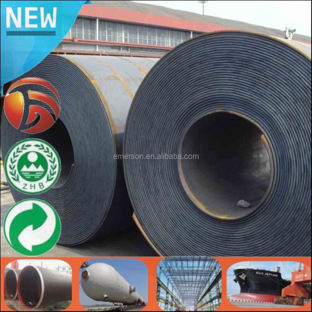 Mill Directly Supply! 2.3*1250mm hot rolled steel coils/sheet/plate ss400 q235 black metal sheet