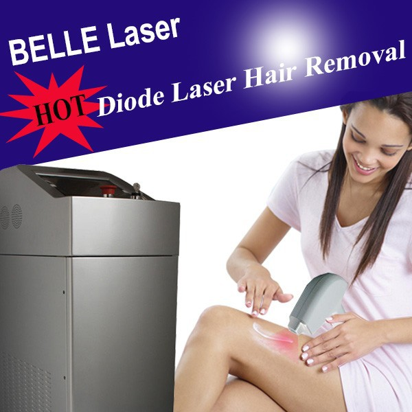 808nm Diode Laser Hair Removal Forever