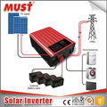 Hybrid inverter 3000w with MPPT solar controller 60A