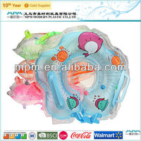 Audit factory pool swimming pvc inflatable baby neck ring