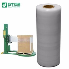 Low Price Jumbo Polythene LLDPE Protection Stretch Film
