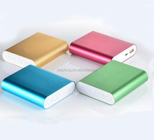 Factory Lowest Price Cell Phone Power Banks Mobile Charger Bank