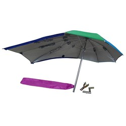 1.7M Oxford fabric Windproof umbrella motorcycle for guangzhou