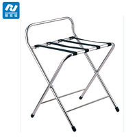 201 S/S Hotel Luggage Rack