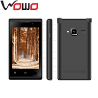 Cheapest android 4.4.2 mobile phone 3.5 inch 3G smart phones factory wholesale