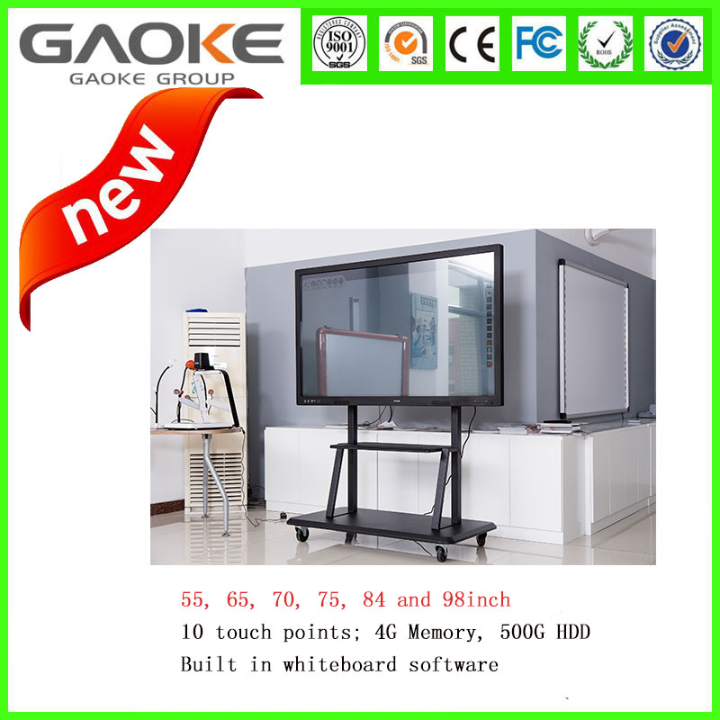 Wireless Electronic White Board Smart Electronic Whiteboard Most Popular Selling nano coating ceramic Touch Whiteboard