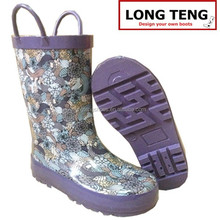 cheap kids rainboots manufacturers in china