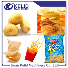 Large output multifunction potato chips seasoning machine
