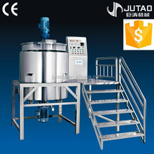 Cosmetic use mechanical liquid mixer