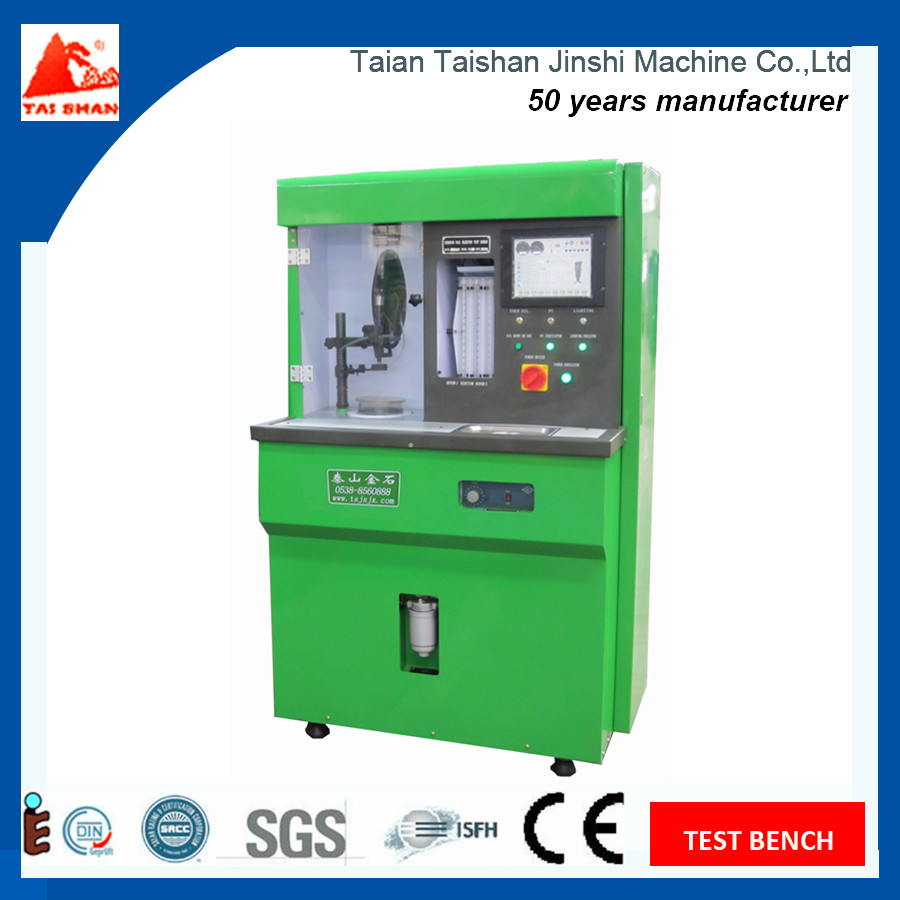 The newest CRIS-1 bosch diesel common rail injector test bench made in China manufacturer in factory price