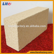 high alumina lightweight brick for ball mill