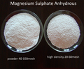 magnesium sulfate dry product