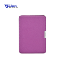 Handmade Soft Touch Premium Leather Hard Case for kindle paperwhite for kindle wholesale