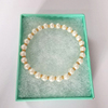 Wholesale Fashion Accessories White 6mm Small