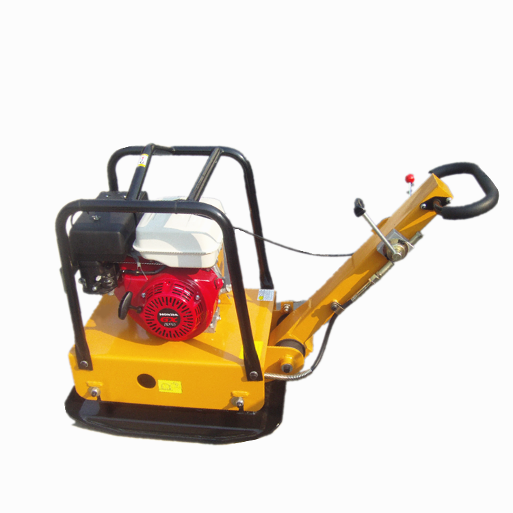 Walk behind Soil Compaction Plate Compactor